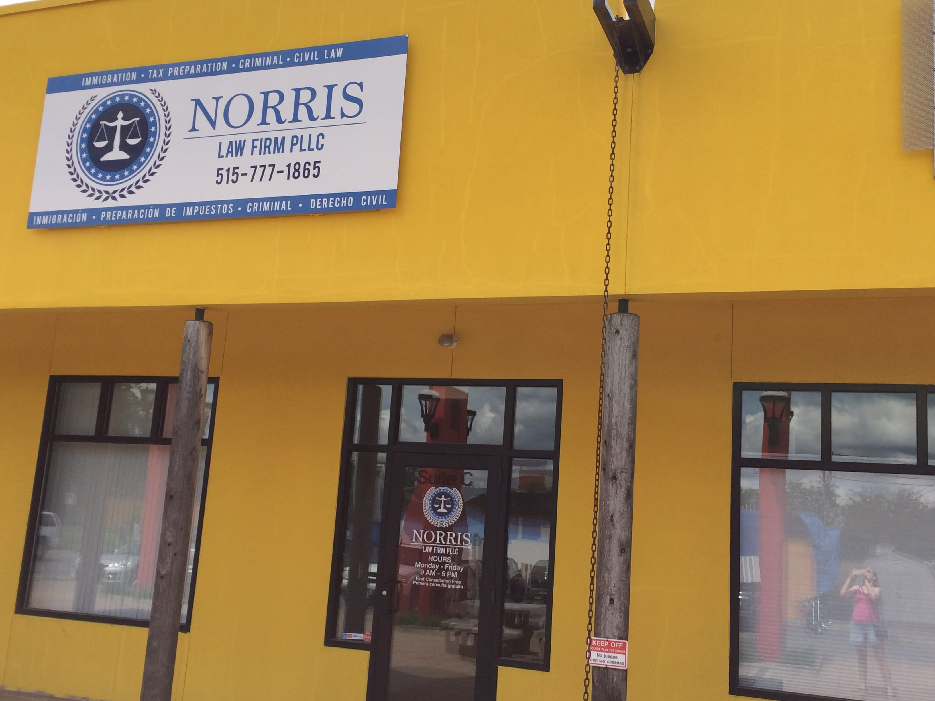 Jeff Norris Attorney at Law | La Placita | Shopping on